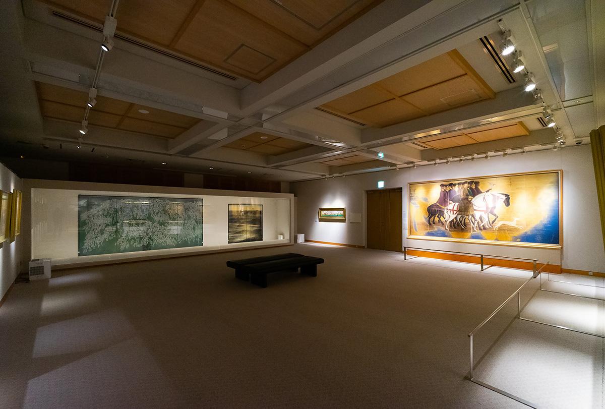 島川美術館